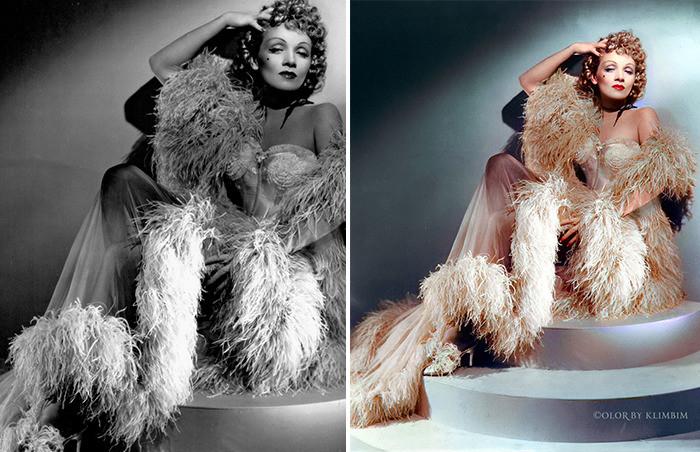 #29 Marlene Dietrich
