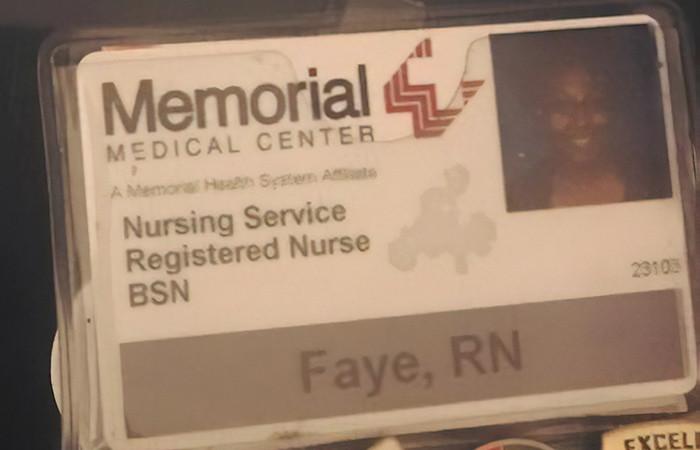 Finally an RN.