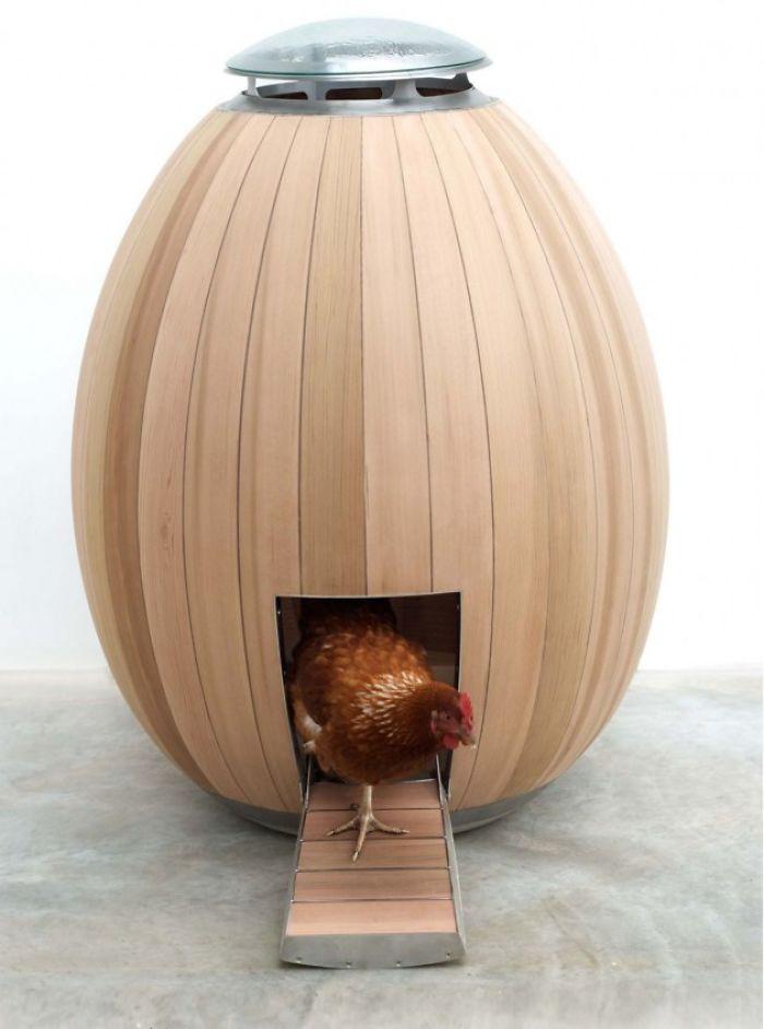 13. Big egg