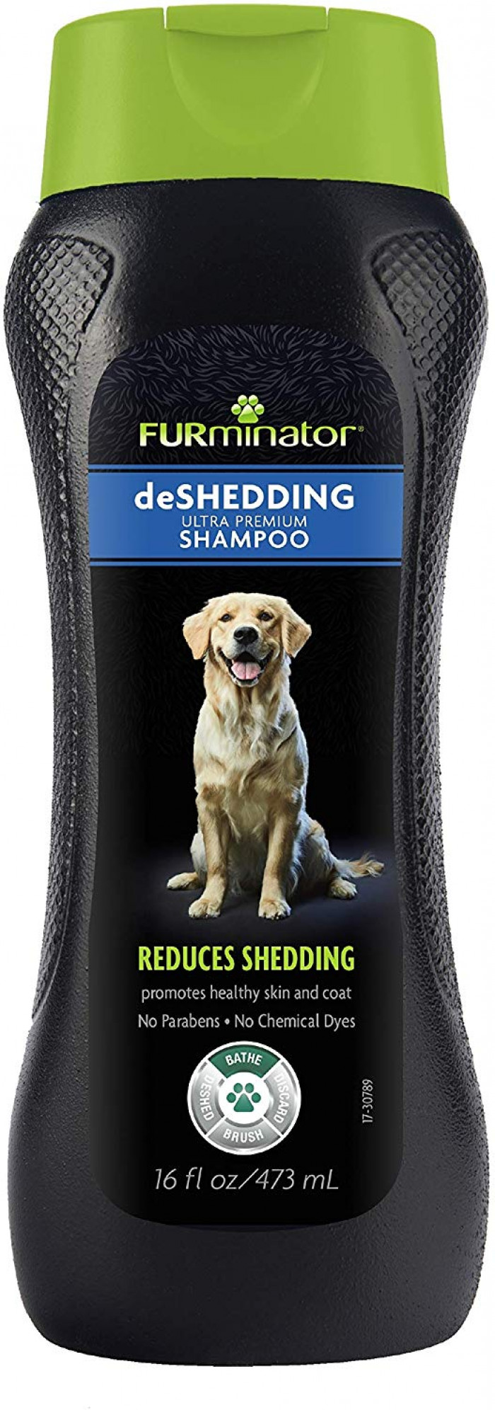 This de-shedding shampoo will help to reduce long term shedding