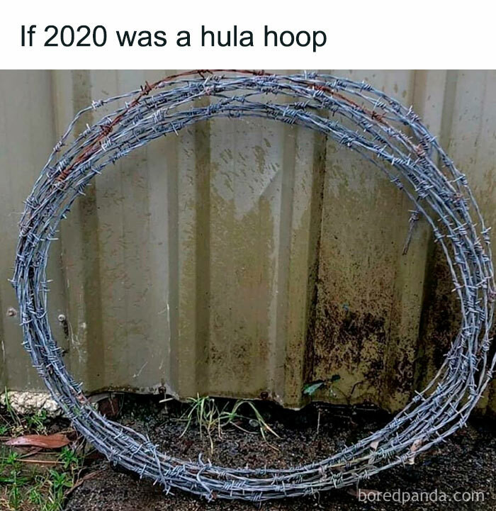... a hula hoop