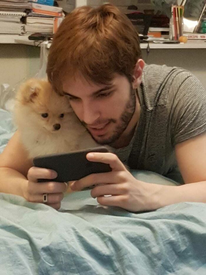 The couple that games together....
