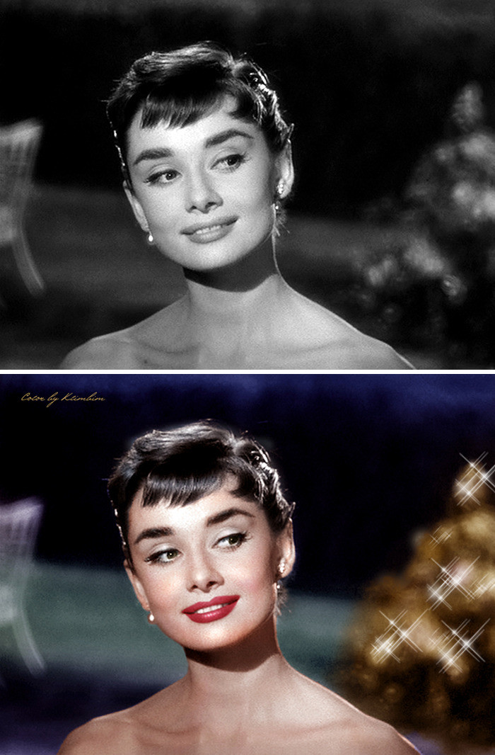 #24 Audrey Hepburn