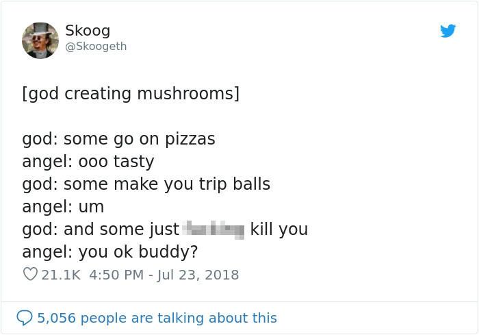 #9 Mushrooms