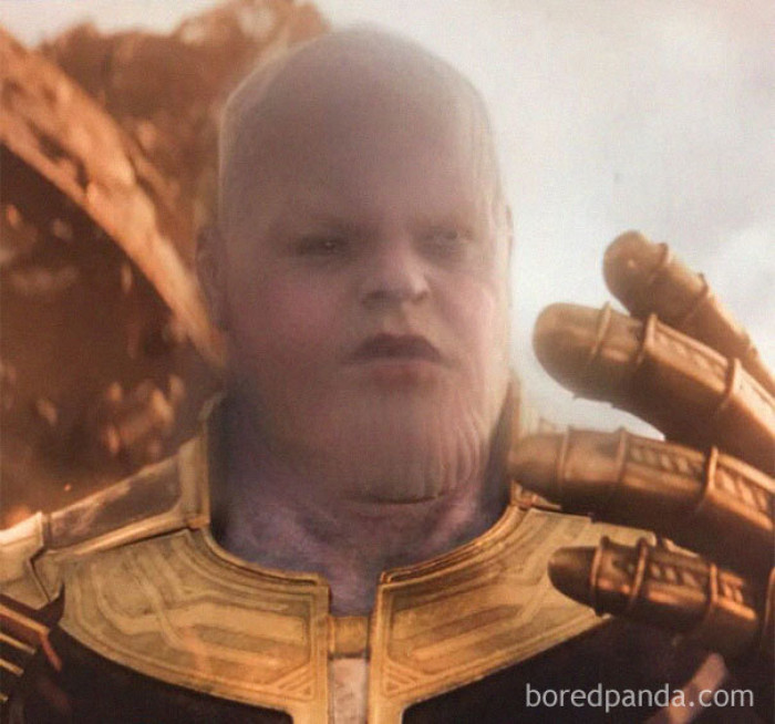 #25 Thanos