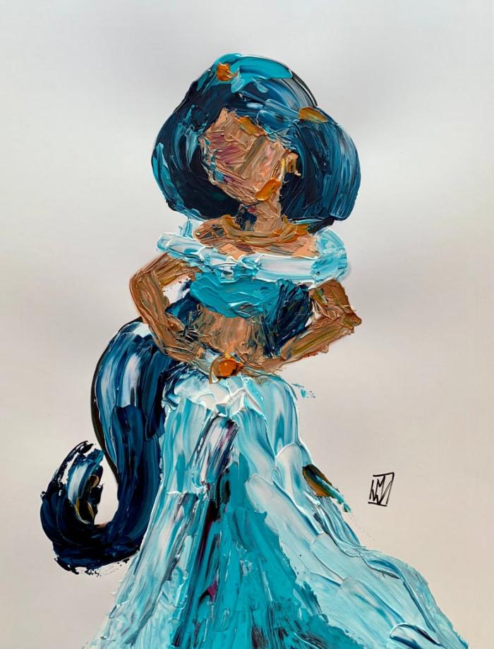 3. Princess Jasmine