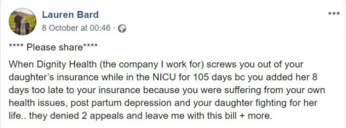 Bard's Facebook outrage