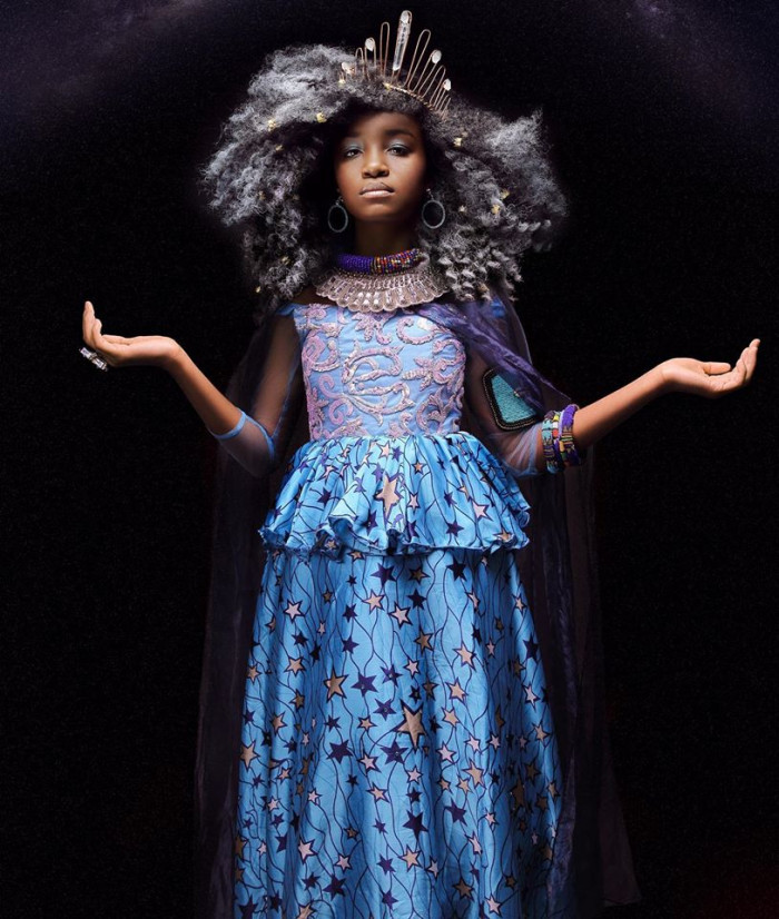 Inspiration: Queen Elsa from Frozen