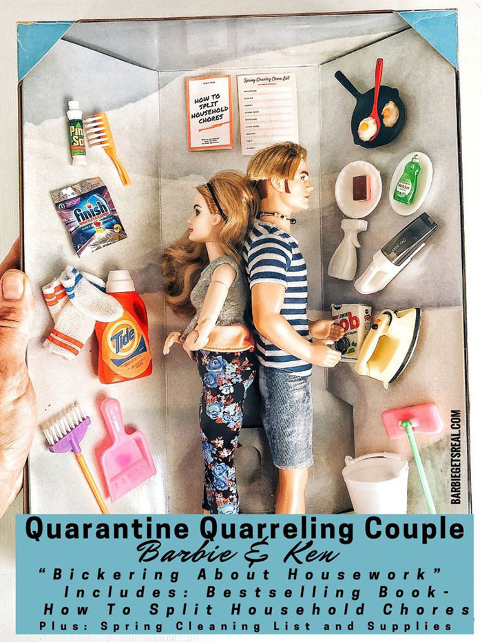 12. Quarantine Quarreling Couple