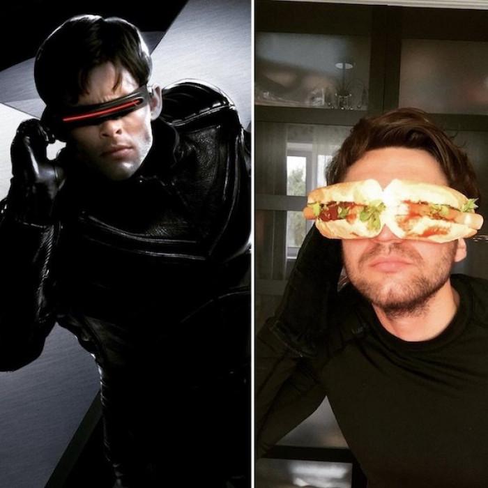 49. Cyclops from X-Men