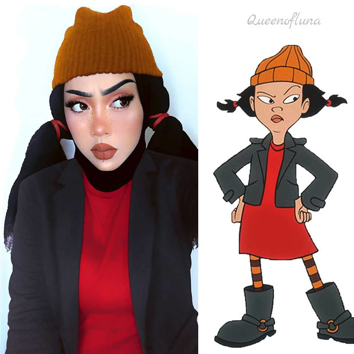 #19 Ashley Spinelli From Recess