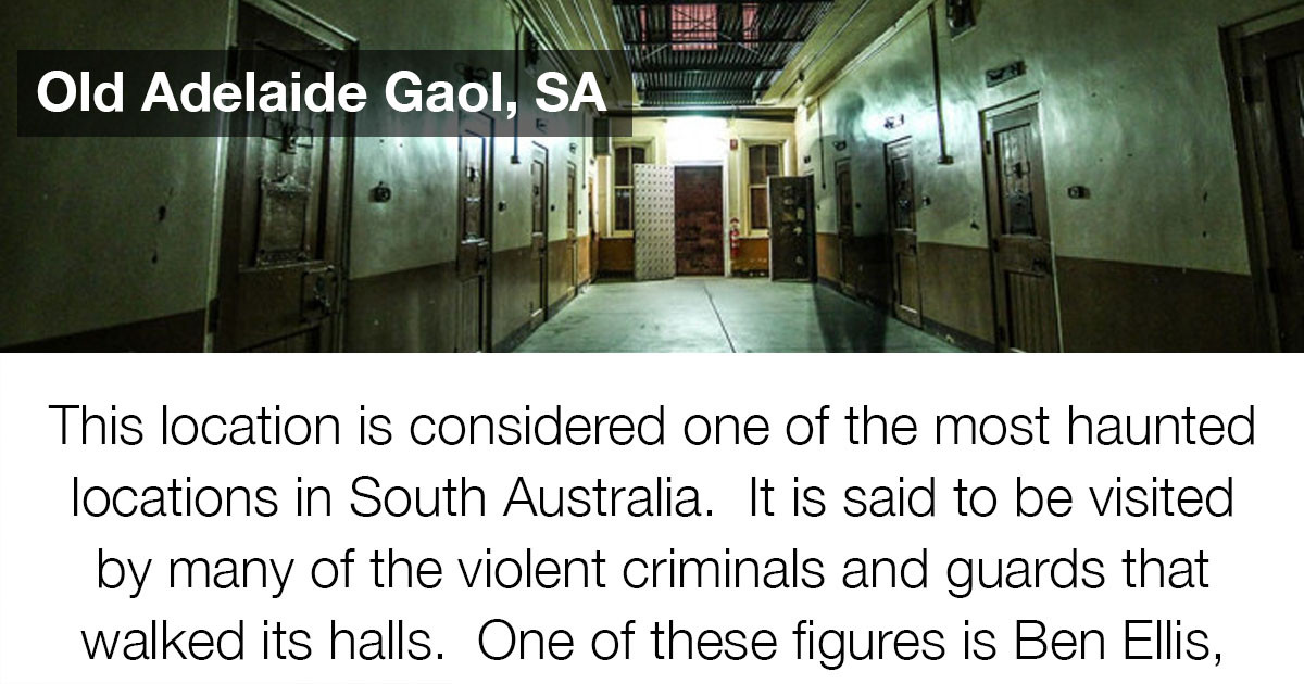 15 of Australia's Most Haunted Locations That are Perfect for Your Next Spooky Vacation