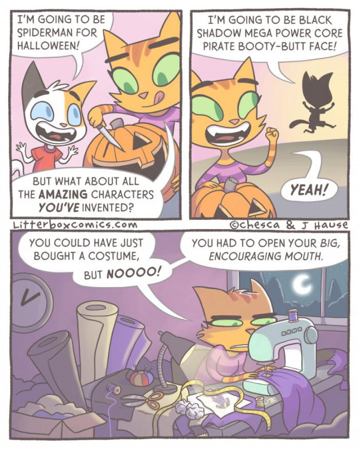 #19 The Halloween Costume