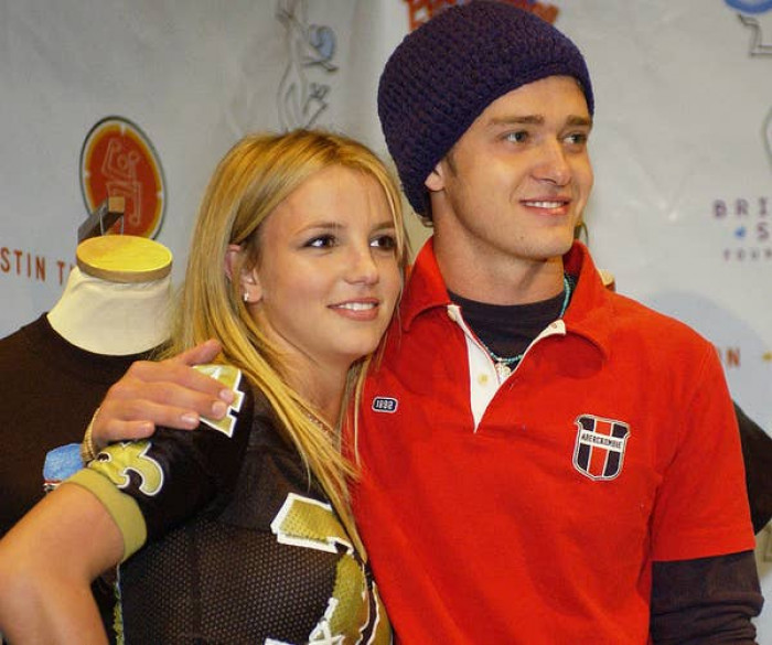 4. Britney Spears was bombarded with assumptions about her virginity during her relationship with Justin Timberlake. She started dating him when she was 17.