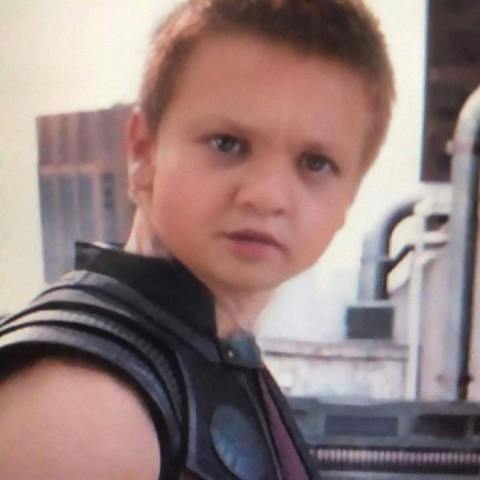 #21 Hawkeye
