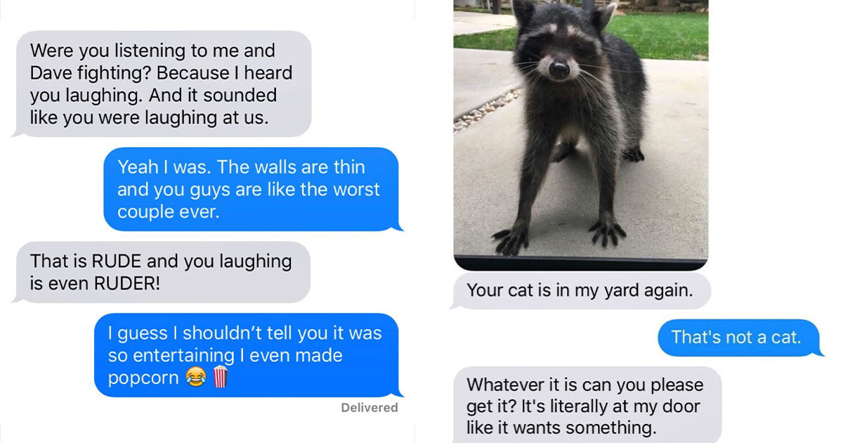 Instagram Account Collects And Shares Horrifying Tales Of Neighbors From Hell