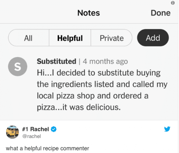 7. A helpful review.