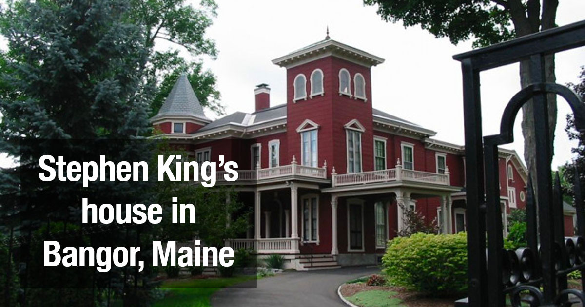 Stephen King's 3 Hour Long Horror Tour Is A True Bone Chilling Experience