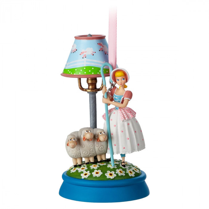 Bo Peep and Sheep Light-Up Sketchbook Ornament - Toy Story 4 for $19.95