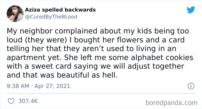 This is a lovely story. Compassion is truly the greatest asset.