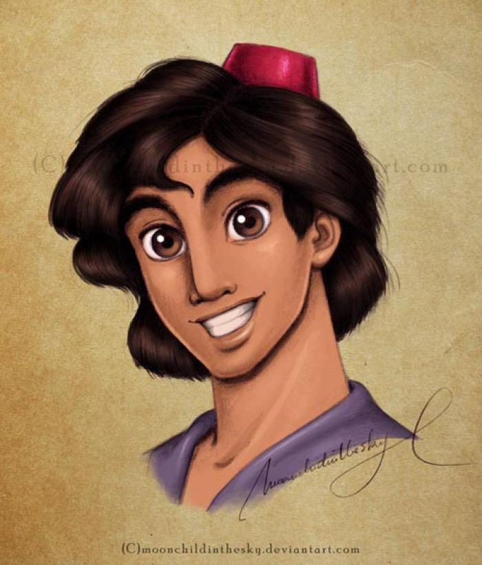 3. Aladdin