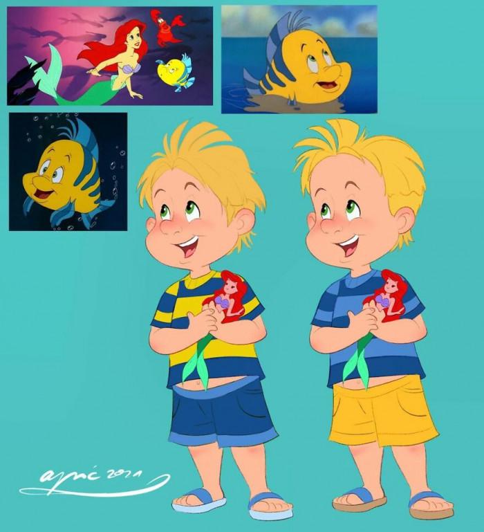 6. Flounder