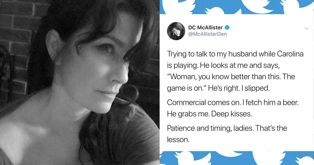Feminists Obliterate Federalist Writer on Twitter After She Claimed Wives Should Allow Husbands To Be Nasty Towards Them