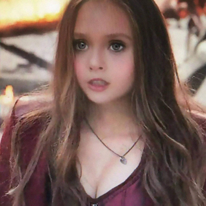 #23 Scarlet Witch