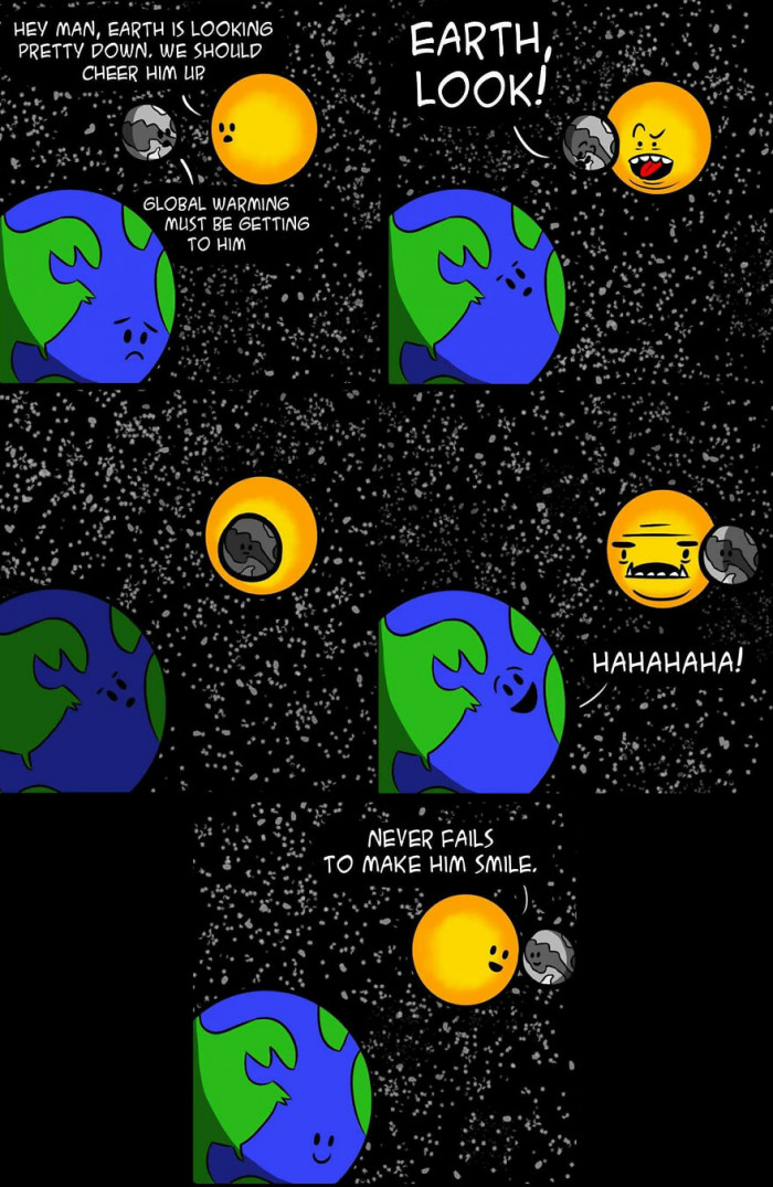 13. Earth is so adorable