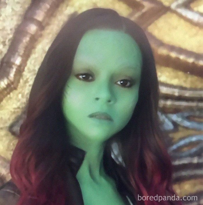 #15 Gamora