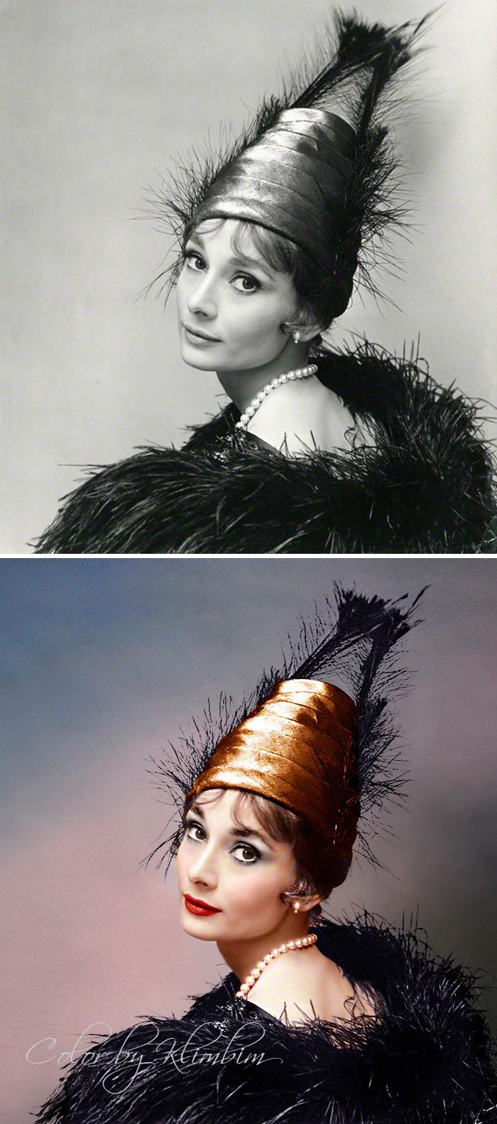 #28 Audrey Hepburn