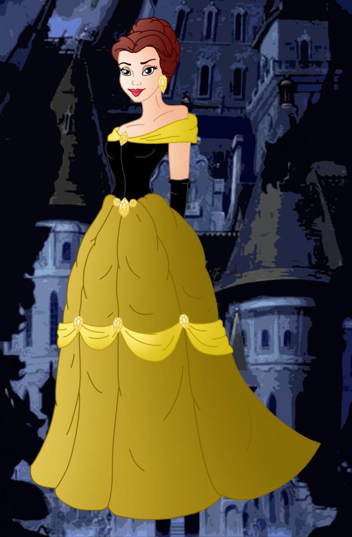 10. Belle