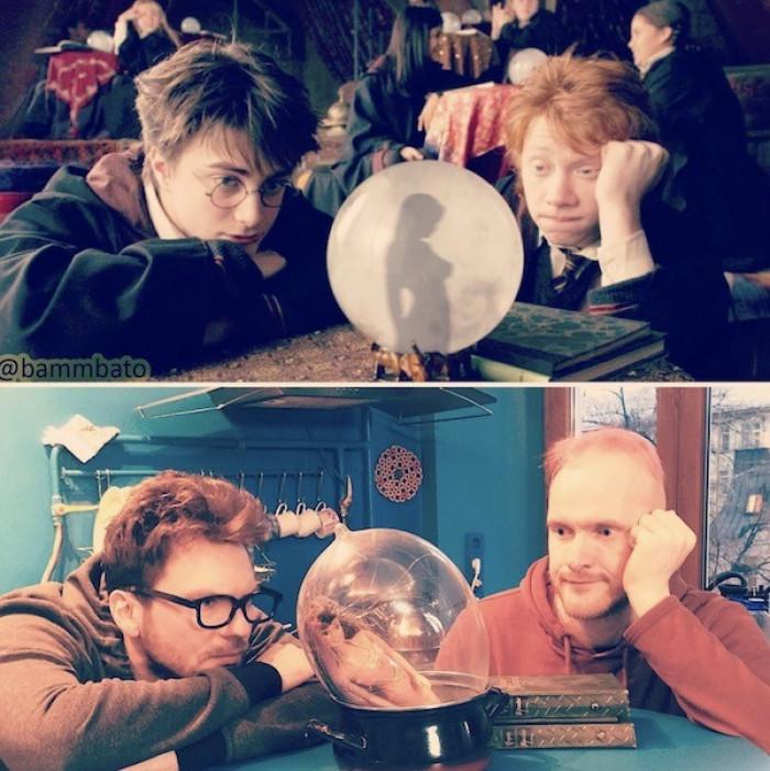 10. Harry Potter