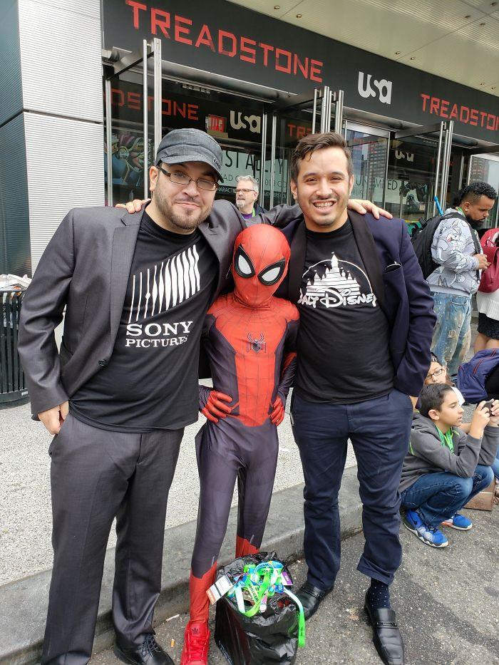 28. The Battle for Spiderman Between Disney & Sony