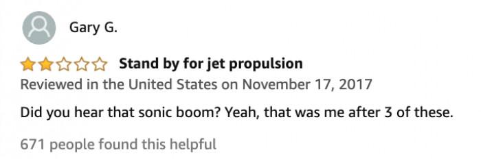 Sonic boom lol!