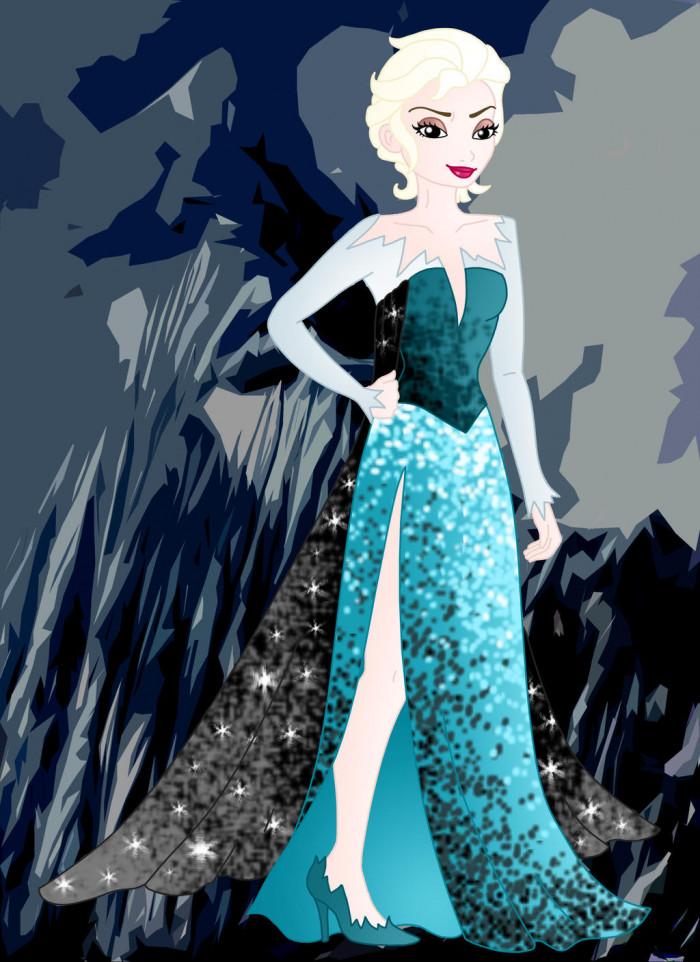1. Elsa