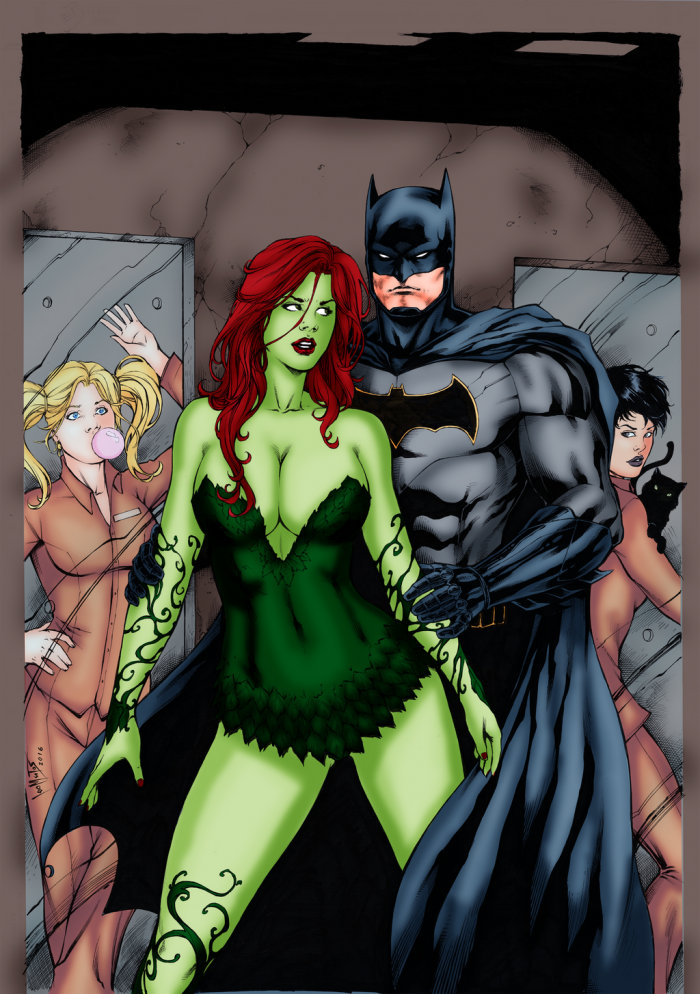 4. Batman and The Sirens