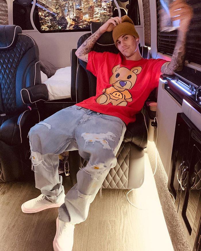10. Justin Bieber
