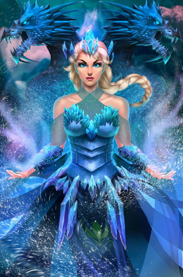 9. Elsa, Frozen