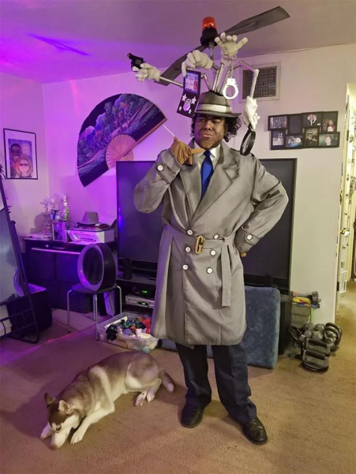 #27 Inspector Gadget
