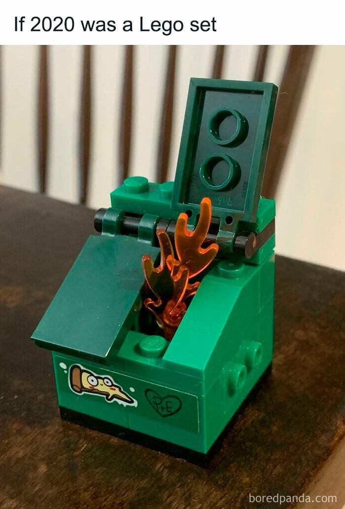... a lego set