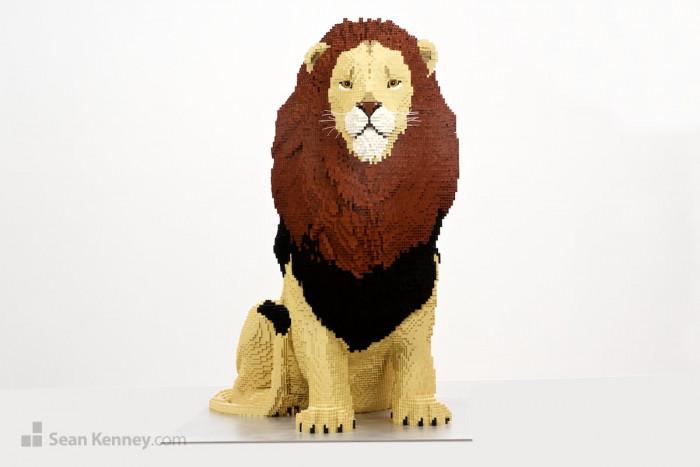6. Lion