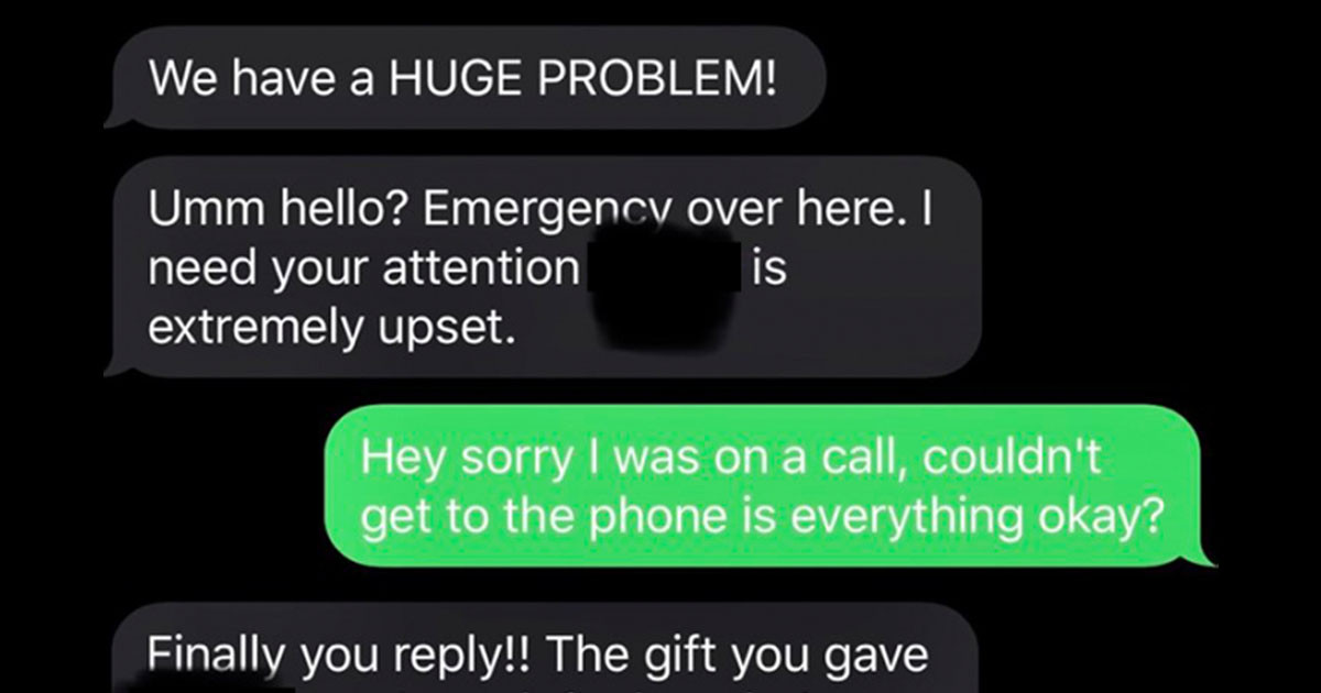 You're Going To Want To Talk To This Entitled Karen's Manager When You Read Her Horrible Text Messages