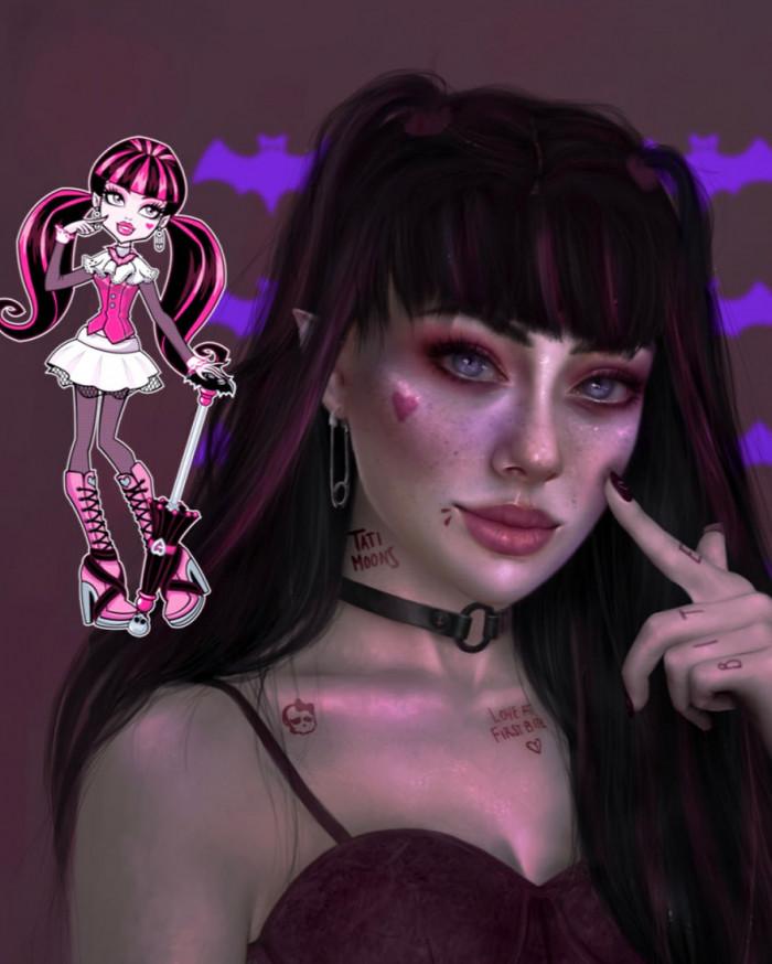 14. Draculaura From Monster High