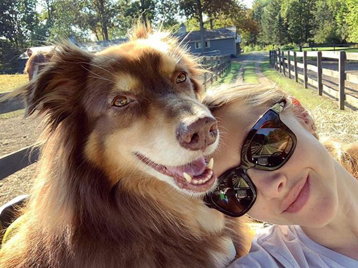 22. Amanda Seyfried & Finn