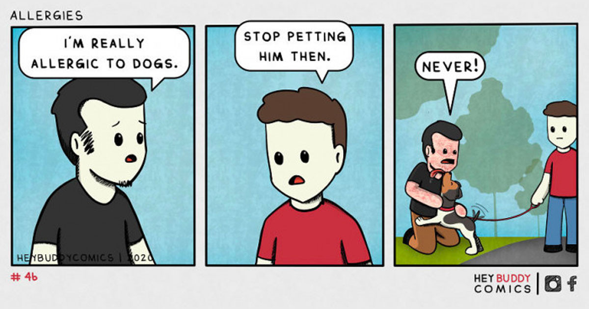 These Adorable Comics Are Inspired By The Bond Between Dogs And Their Owners