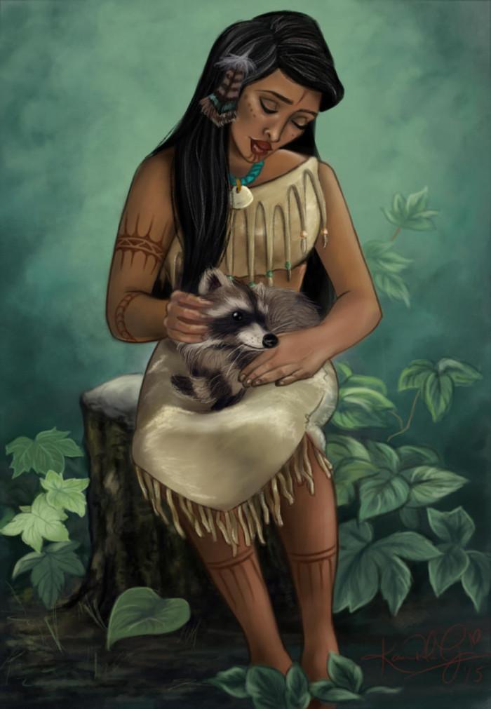 12. Pocahontas