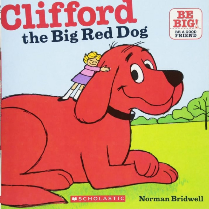 6. Clifford the Big Red Dog